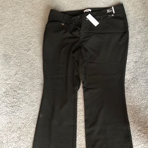 Pants - Black dressy pants